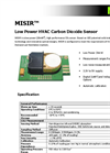 MISIR - Low Power HVAC Carbon Dioxide Sensor Brochure