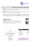 Maximet - Model GMX100 - Compact Weather Stations Brochure