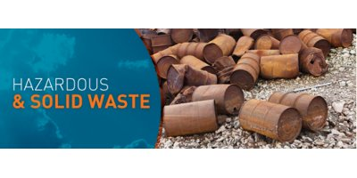 Hazardous & Solid Waste Management Services