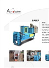 Model P 600 - Can Baler Datasheet