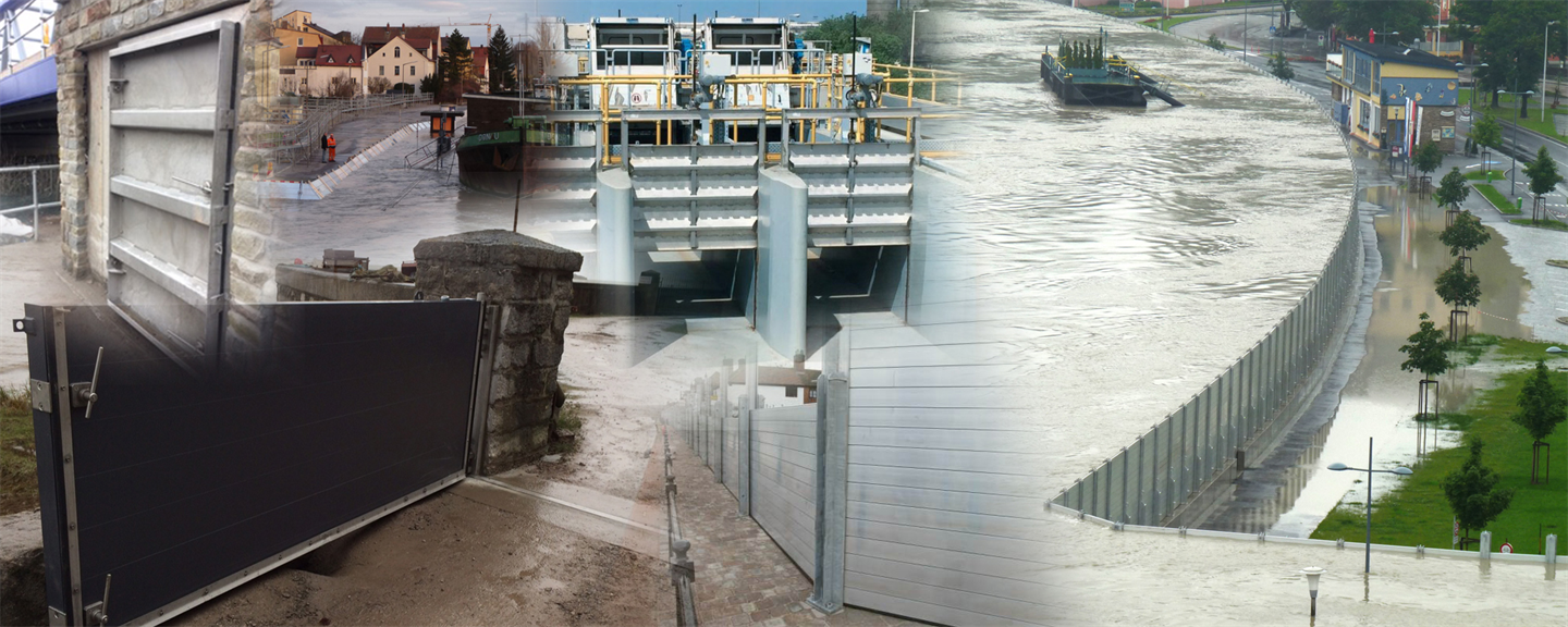 IBS - Flood Protection Systems - Flood Gates by IBS