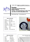 Model P-2000-HV 50Hz/P-2000-HH 50Hz - Industrial Duty Dewatering Pump - Technical Datasheet