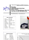 Model P-3000-HV 50Hz/P-3000-HH 50Hz - Industrial Duty Dewatering Pump - Technical Datasheet