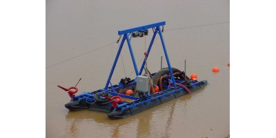 Piranha - Industrial Dredge