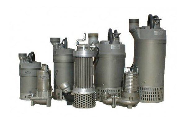 Piranha - Model 316 - Stainless Steel Corrosion-Resistant Submersible Pump