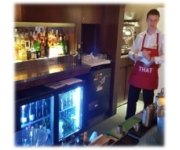 BB01 Glass Bottle Crusher Installed in London`s Radisson Blu Edwardian Sussex Hotel