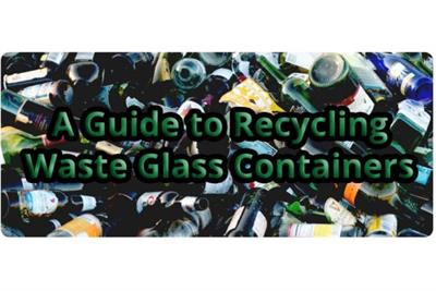 The Post-Consumer Glass Recycling System