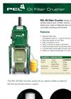 PEL Oil Filter Crusher Brochure