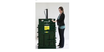 PEL - Model 200 - Vertical Baler / Small Baler