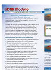 Global Mapper LiDAR Module Brochure