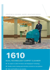Model M20 - Integrated Rider Sweeper-Scrubber Brochure