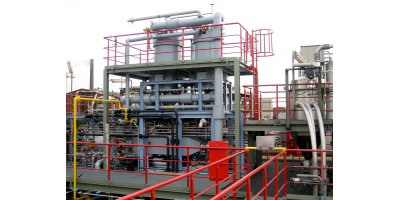 Adsorption/Desorption Plants