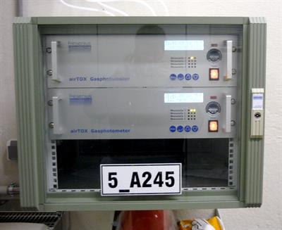 Herco - Gas Sample Monitoring System