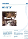 Klozur - CR Brochure