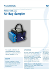 1060 - Air Bag Sampler Brochure