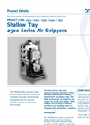 2300 Series - Shallow Tray Air Strippers Brochure