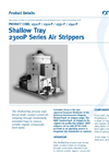 2300-P Series - Shallow Tray Air Strippers Brochure