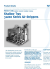 31200 Series - Shallow Tray Air Strippers Brochure