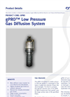 GPRO - Low Pressure - Gas Diffusion System Brochure