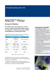 MEOS - Polar Ground Station Brochure