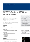 Model HRTG v4 - High Rate Test Generato Brochure