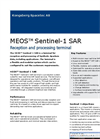 MEOS - Model Sentinel-1 SAR - Reception and Processing Terminal Brochure
