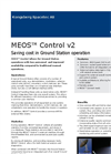 MEOS - Model Control v2 - Ground Station Brochure
