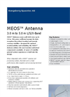 MEOS - Satellite Antenna Systems Brochure