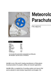 Meteorological Balloons and Parachutes Brochure