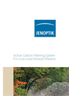 JENOPTIK - Active Carbon Filtering System for Low-Load Exhaust Streams Datasheet