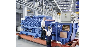Diesel-Electric Generator Sets