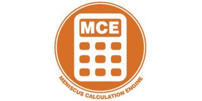 Meniscus - Version MCE - Calculation Engine Software