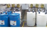 Chemical Delivery Services for Wastewater System