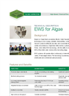 EWS for Algae Technical Description