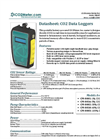 Sampling Portable Data Logger (CO2) - DataSheet