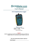 Sampling Portable Data Logger (CO2) - Manual