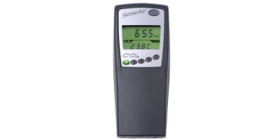 SenseAir - Model SE-0024 - Hand-held CO2 Meter and Data Logger