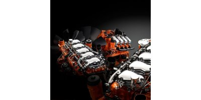 Scania - Model ​9-Litre - Industrial Engines