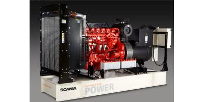 Scania - Model 50 Hz - Gensets