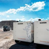Scania - Model 60 Hz - Gensets
