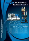 ESLI - Model Budget Series - Reverse Osmosis Systems  Brochure