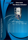 Model Tetra Series - Sea Water Reverse Osmosis Systems Brochure