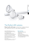 Philips CorePro - LED Lamps Brochure