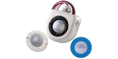 Leviton - Fixture-Mounted  Infrared High-Bay Occupancy Sensor
