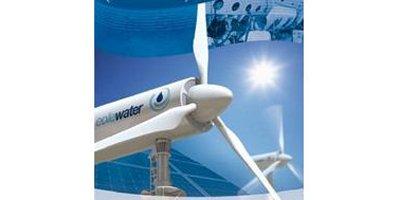 Model WMS1000 - Wind Turbine