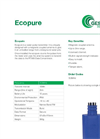 Ecopure - Water Pulse Transmitter - Brochure