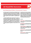 Risk Assessment Management Datasheet