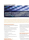 Management Consulting Services - Brochure