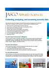 JASCO Applied Sciences Brochure