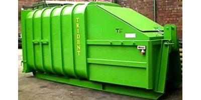 UK Waste - Model 1018 - Portable Waste Compactor